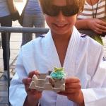 après le Judo, les cupcakes!