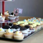 Cupcakes anniversaire thème Pirates