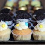Cupcakes vanille Cupcakes OREO