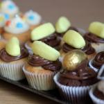 Cupcakes vanille cupcake nutella cupcake banane cupcake OREO