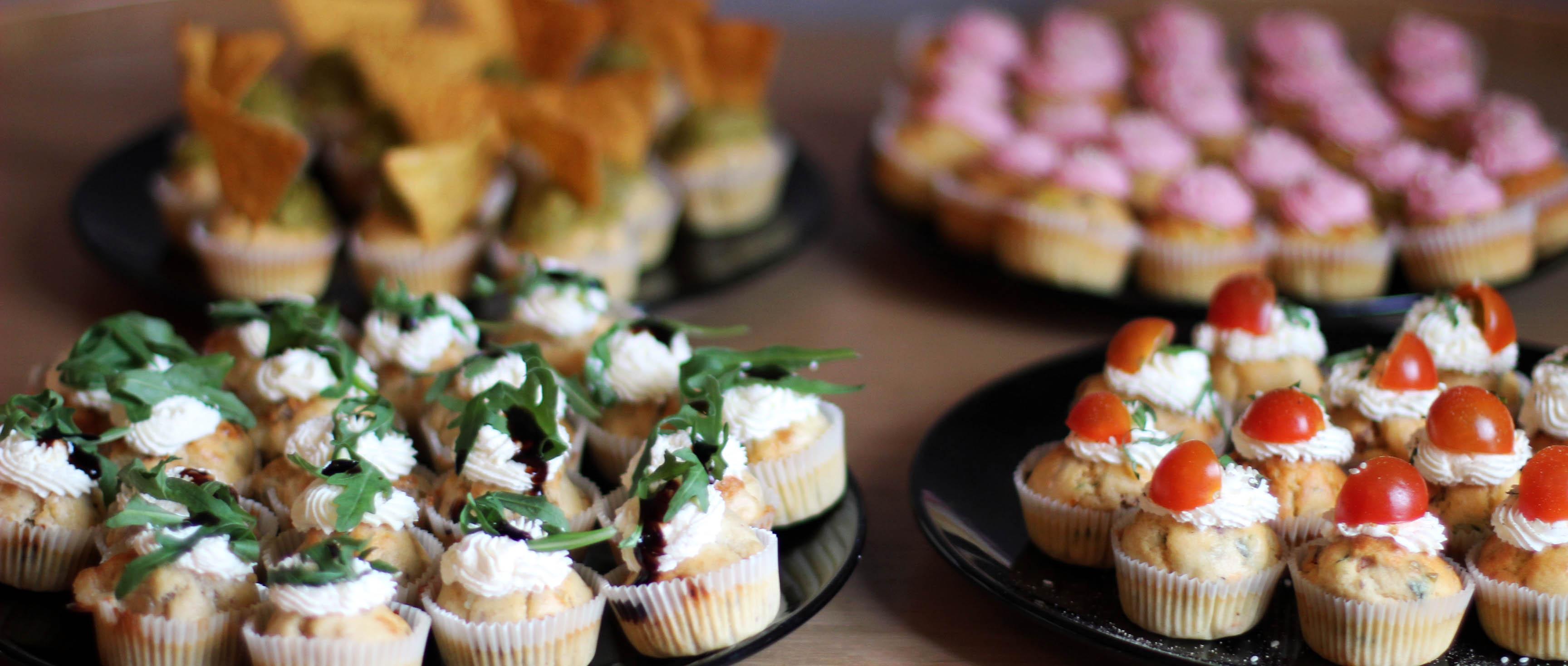 Cupcakes salés : la Carte !