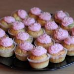 Cupcakes salés Saumon Poireau Tarama