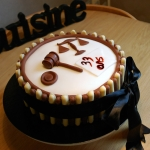 Gâteau thème Avocat (3)