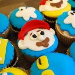Atelier cupcakes Mario