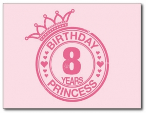 princess 8ans