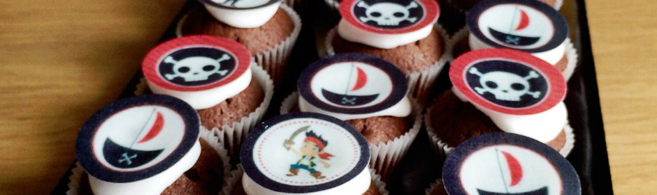 Cupcakes Pirate