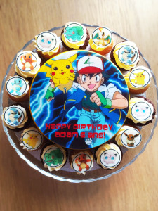 Cupcakes pokemon (2)