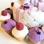 Gâteau fleur et noeud (6)
