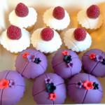 Gâteau fleur et noeud (8)