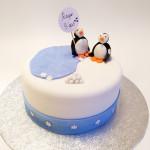Gâteau pingouin (2)