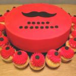 Gâteau moustache (3)