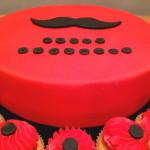 Gâteau moustache (6)